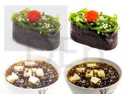 Роллы\супы