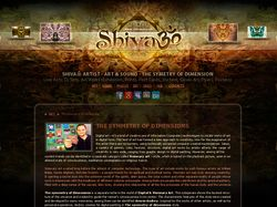 Shiva3 / The Symmetry of Dimensions Projects
