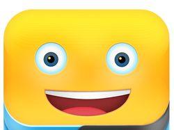 Иконка для читалки анекдотов iOS
