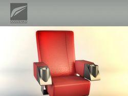 Кресло для ролика