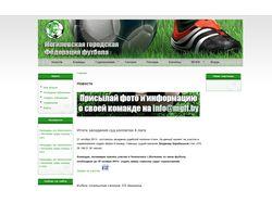 Могилевская городская федерация футбола