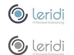 """Логотип рекрутинговой компании """"Leridi"""""""