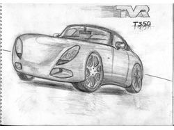 TVR - рисунок