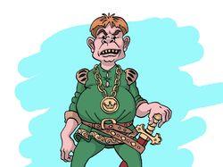 Тупер - 5-й сын злого короля