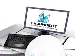 Лого для сайта строительной компании