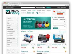 Интернет-магазин Техногород
