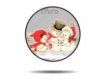 Новогодний логотип Webo4ka.ru