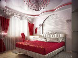 Спальня арДеко