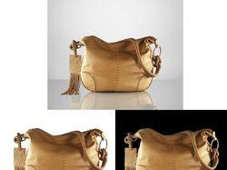 Обтравка фото сумок