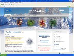 Морозко - Ели, венки новогодние, мишура, елочные ш