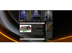 Сайт для IT-аутсорсинга