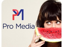 Сайт агентства Pro-Media