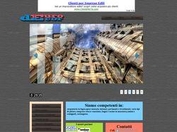 Статистический сайт на HTML e CSS