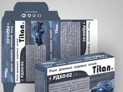 Упаковка для продукции ТМ Titan
