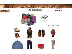 Интеренет магазин брендовой одежды Old Line