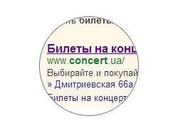 Concert.ua — AdWords