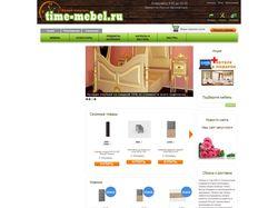 Timemebel.ru - мебель в Москве из Белоруссии