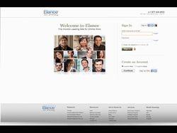 Пример презентации сайта