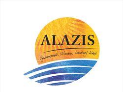 """Вариант логотипа для туристической фирмы """"Алазиз"""""""