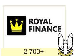 Royal Finance: продвижение услуг компании