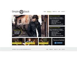 Simple Stock