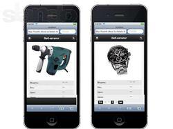 WEB-Каталог для Вашего бизнеса (мобильные устр.)