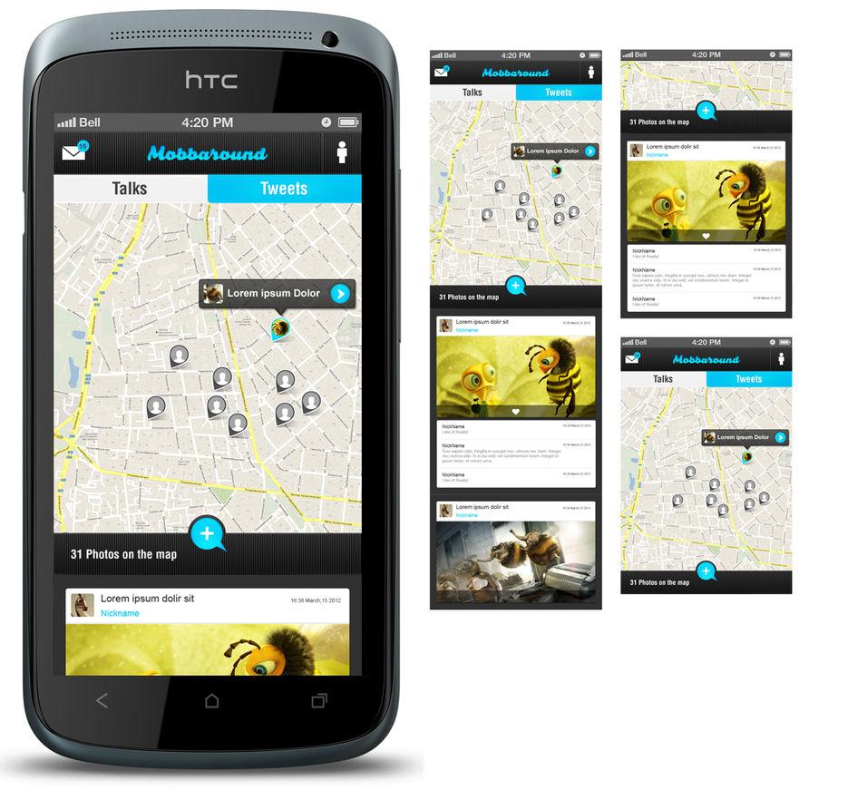 фриланс мобильных приложений