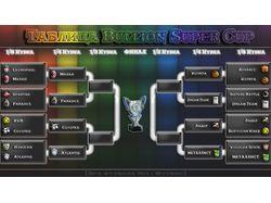 Футбольная таблица