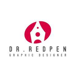 Логотип DR.REDPEN