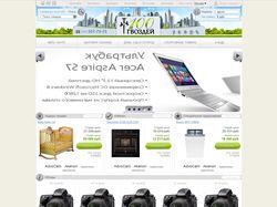 """Интернет магазин """"100 гвоздей"""""""