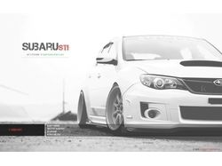 Subaru Stance