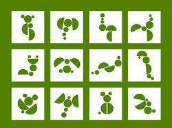Пиктограммы для зоопарка