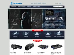 Сайт компании Pulsar Systems