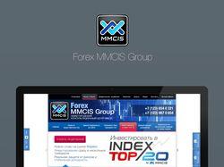 """Сайт представительства компании """"MMCIS"""""""