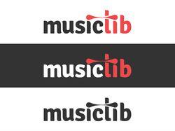 Лого Musiclib