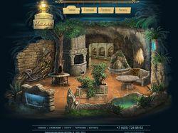 Дизайн сайта для компании занимающейся артбетоном
