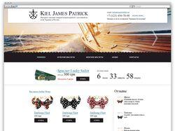 Интенет-магазин товаров «Kiel James Patrick»