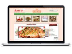 Сайт для ресторана,кулинарии, кафе (продается)