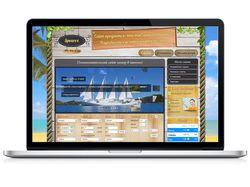 Туристический сайт (продается)