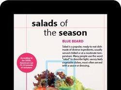 Кулинарный журнал для iPad
