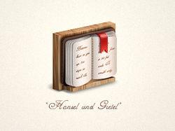 """Иконка """"Hansel und Gretel"""""""