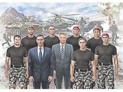 """Групповой портрет для """"СБ Восток"""""""