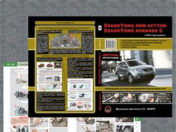 Серия книг по ремонту автомобилей с цветными фото