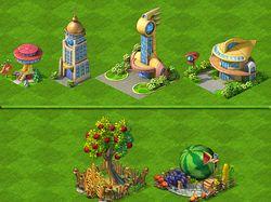 Сказочные здания