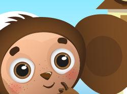 Чебурашка для сайта детского сада