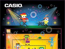 Тетрадь 8бит для Casio