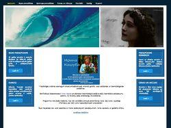 Сайт косметолога и массажиста Ирины Кашубы