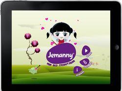 Игра Jemanny для iOS