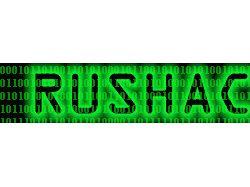 """баннер для сайта """"rushack.net"""""""