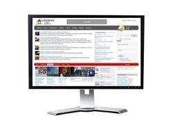 Городской портал, региональный сайт